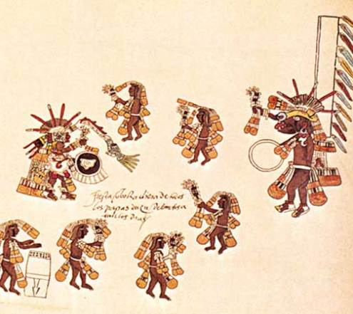 http://www.britannica.com/EBchecked/topic-art/46981/68815/Aztec-round-dance-for-Quetzalcoatl-and-Xolotl-detail-from-a